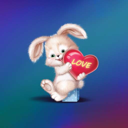 Cute Bunny Live Wallpaper Apps On Google Play