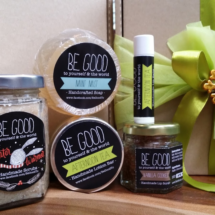 Christmas Gift Set by BeGood