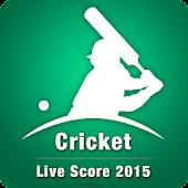 Live Score Cricket 2015