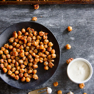 Roasted Ranch Chick Peas