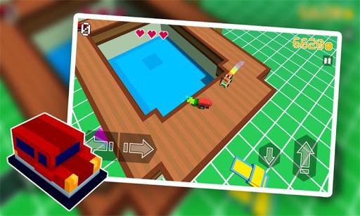 Bumper Cars Pixel Arena 1.9.2 screenshots 3