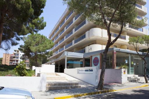 Entrace - Mediterranean Suites