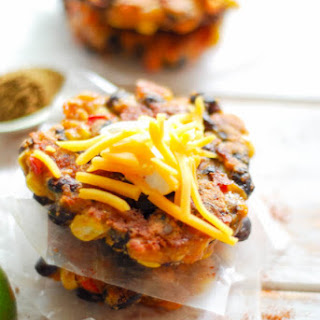 Black Bean and Corn Fritters