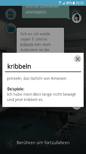 Ein Tag Deutsch in der Pflege- screenshot thumbnail