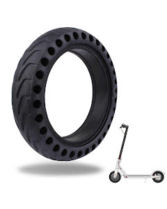 Solid tyre Honeycomb for scooter with 8,5 wheels -Xiaomi M365/Pro and more
