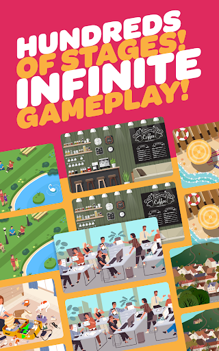 Infinite Differences - Find the Difference Game! apkpoly screenshots 9