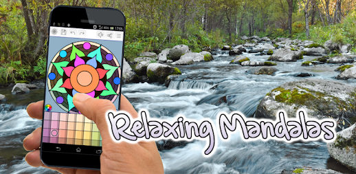 Mandalas coloring pages (+200 free templates) APK
