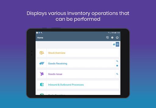 mInventory - Mobile Inventory & WM Solution 7.4.0 build 486 screenshots 9