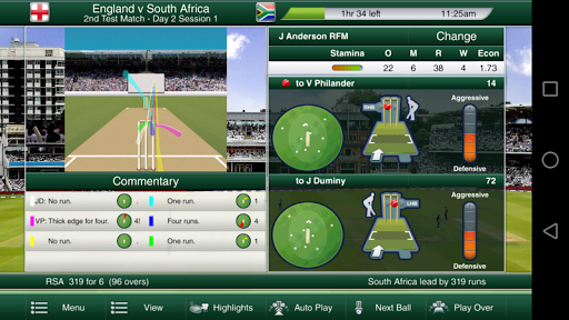 Cricket Captain 2017 for Android - Latest Version 0 25 | Free