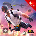 Commando Survival Fire : Free Sniper Shooter 2021 icon