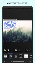 Analog Forest - Palette Forest - Film Filters APK screenshot thumbnail 5