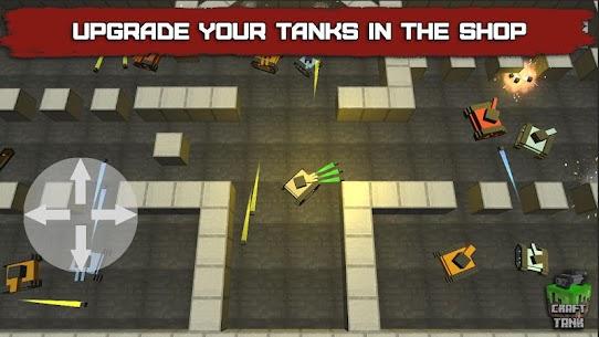 Craft Tank Mod Apk 2.2.0 (Unlimited Gold) 3