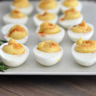 Deviled Eggs With Worcestershire Sauce Recipes.