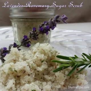 Sugar Scrub.
