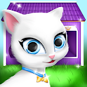 Pet House Decorating Games icon