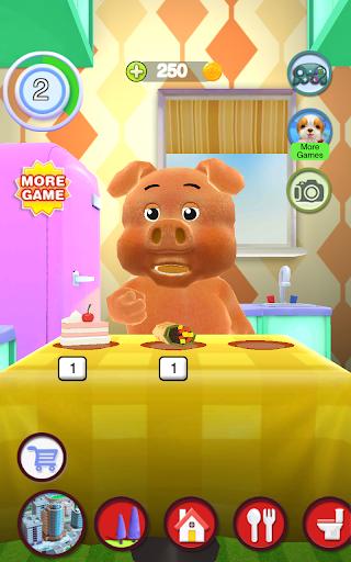 Talking Piggy apktram screenshots 10