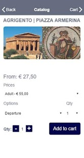 Taormina Excursions- miniatura screenshot