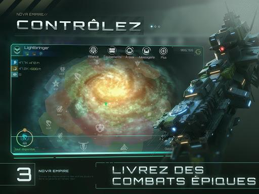 Code Triche Nova Empire APK MOD (Astuce) screenshots 3