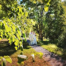 Wedding photographer Ilona Nikolaeva (Nikolajeva). Photo of 12.04.2016