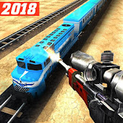 American Train  Sniper Shooter