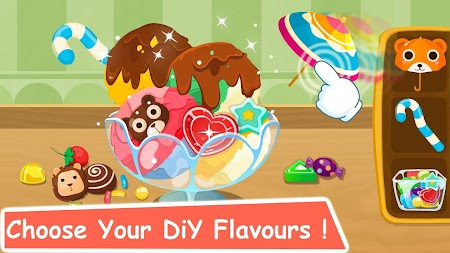 Ice Cream & Smoothies - Educational Game For Kids APK screenshot thumbnail 3