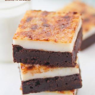 Créme Bruleé Brownies