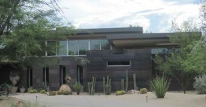 Tucson Concrete Block Home