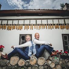 Wedding photographer Jan Vlcek (fotovlcek). Photo of 18.07.2017