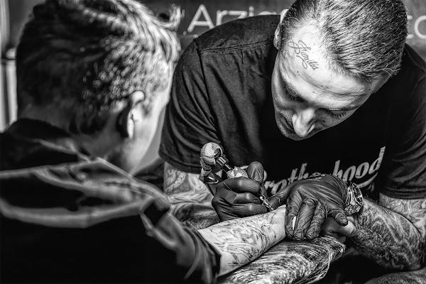 A tattoo is forever di Sara Jazbar