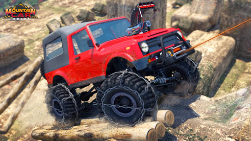 Mountain Car Drive 2020 : Offroad Car Driving SUV  Wallpaper 2