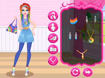 Pony Girl Unique Dress Up APK screenshot thumbnail 1