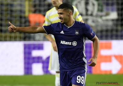 Le forfait de Bakkali, une occasion à saisir pour un jeune Anderlechtois
