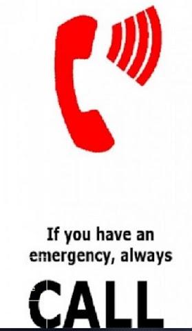 android AP Emergency Numbers Screenshot 0