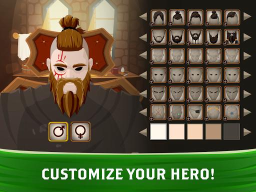 Questland: Turn Based RPG android2mod screenshots 10