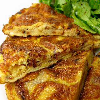 Radish Tortilla.