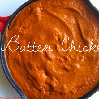 Butter Chicken.