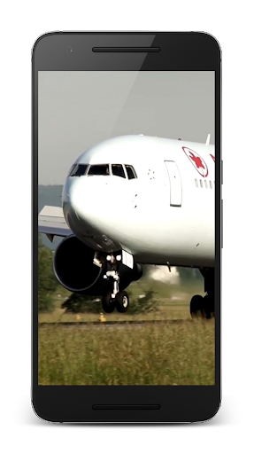 Aircraft Live Wallpaper 1.0 screenshots 2