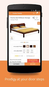 WoodenStreet: Furniture Online screenshot 3