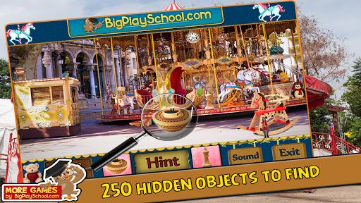 Merry Go Round - Hidden Object