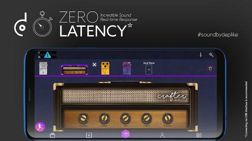 Guitar Effects Pedals, Guitar Amp - Deplike 5.5.21 screenshots 5