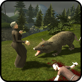 Giant Rat Simulation 3D