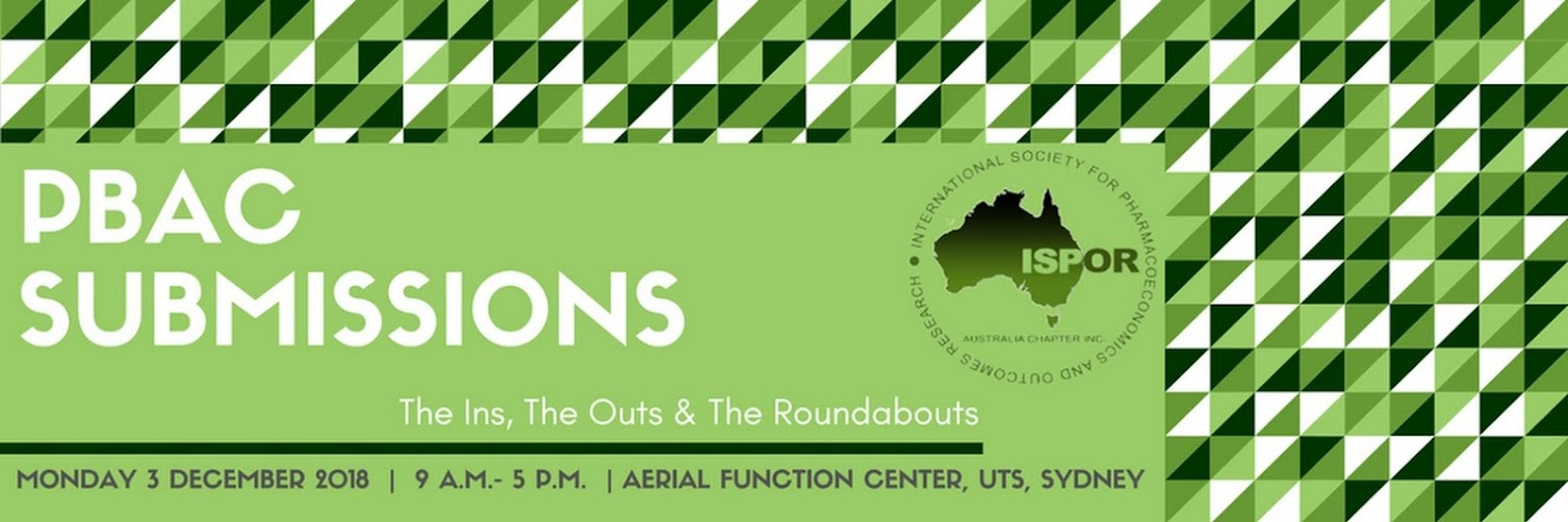 PBAC Submission - The Ins, The Outs & Roundabouts