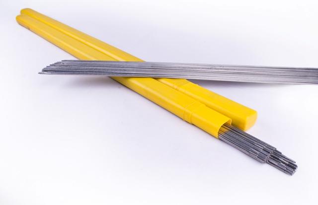 Que hàn chịu lực được sử dụng để hàn kết cấu thép
