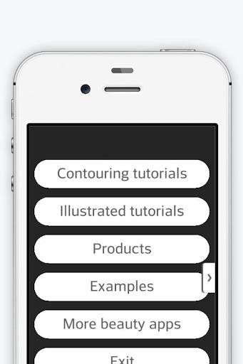 Contouring step Screenshot