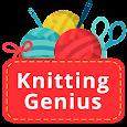 Knitting Genius - Free Patterns to learn Knitting apk