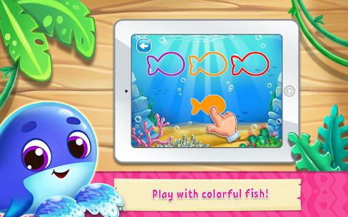 تعلم الألوان للأطفال 6