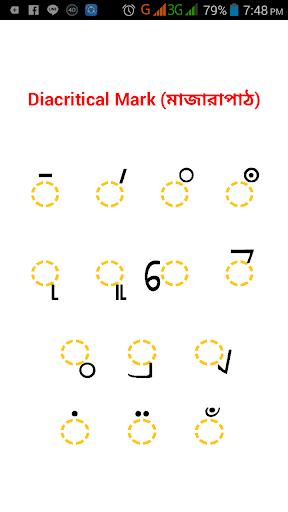 Chakma Alphabet চাকমা বর্ণমালা  screenshots 3