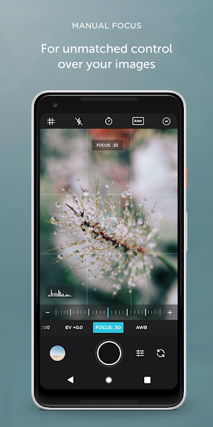 Moment - Pro Camera Screenshot Image