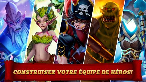 Brave Soul Heroes - Idle Fantasy RPG  captures d'écran 2