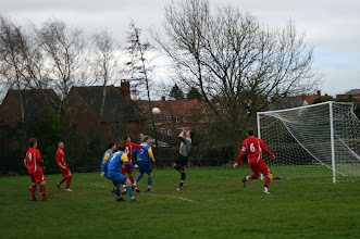 Photo: 26/12/11 v Bugbrooke St Michael (United Counties League Div 1) 1-3 - contributed by Martin Wray